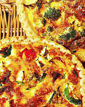 Pot Pie & Quiche
